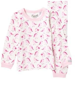 Coccoli Cozy Long Sleeve Pajama Set