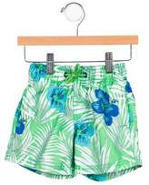 Sundek Boys' Printed Swim Trunks