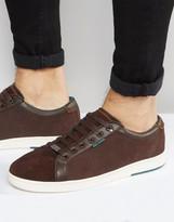 Ted Baker Owenn Suede Sneakers