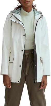 Noize Alexa Casual Hooded Rain Jacket