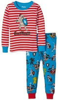 Hatley Good Knight Pajama Set (Toddler/Little Kids/Big Kids)