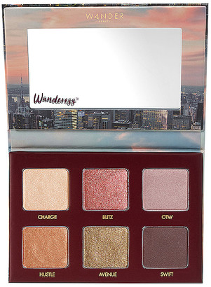 Wander Beauty Wanderess Rush Eyeshadow Palette