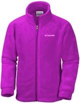 Columbia Benton Springs Fleece Jacket - Zip Front (For Toddlers)