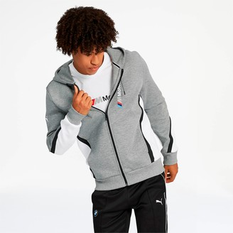 Puma BMW M Motorsport Men's Hooded Sweat Jacket