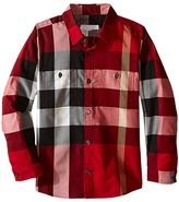 Burberry Mini Camber Shirt Boy's Clothing