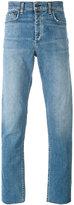 Rag & Bone stonewashed regular fit jeans - men - Cotton/Polyurethane - 30