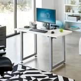 "Vari QuickPro Computer Desk VARI Color: Darkwood, Size: 29"" H x 60"" W x 24"" D"