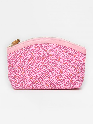 J.Mclaughlin Medium Cosmetic Bag in Paintdot
