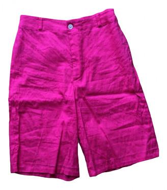 Ralph Lauren Pink Cloth Shorts for Women Vintage