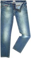Tommy Hilfiger Sidney Medium Wash Low Rise Jeans