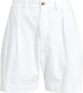 Ralph Lauren Relaxed Fit Pleated Short