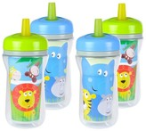 The First Years Insulated Straw Cups 4pk