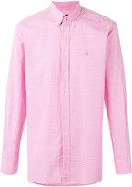 Hackett checked shirt - men - Cotton - S