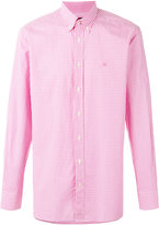 Hackett checked shirt - men - Cotton - XXL