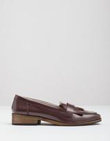 Boden Fringed Loafer