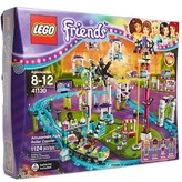 Lego Toddler Friends Amusement Park Roller Coaster - 41130