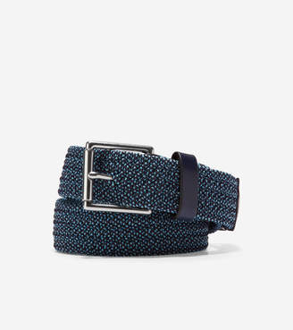 Cole Haan Stretch Weave 32mm Belt