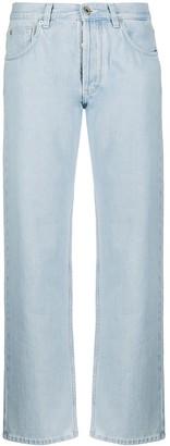 Loewe Embroidered Back Pocket Jeans