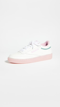 Reebok Club C 85 Classic Lace Up Sneakers