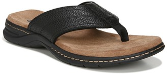 Dr. Scholl's Grant Leather Sandal