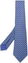 Bulgari Funky Frog tie - men - Silk - One Size