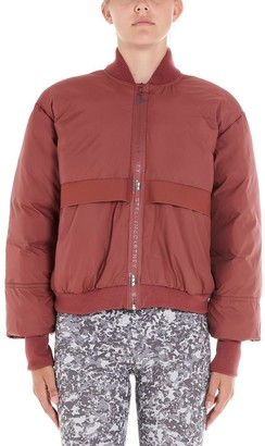 adidas by Stella McCartney Padded Pocket Bomber Jacket