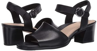 Earth Murano Haze (Black Smoothy) High Heels
