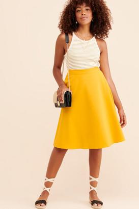 ModCloth Here Comes The Sun Skirt