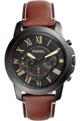 Fossil Mens Grant Chronograph Watch FS5241