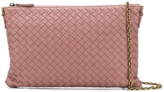 Bottega Veneta woven crossbody bag