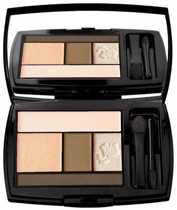 Lancôme Color Design Eye Brightening All In One 5 Shadow and Liner Palette
