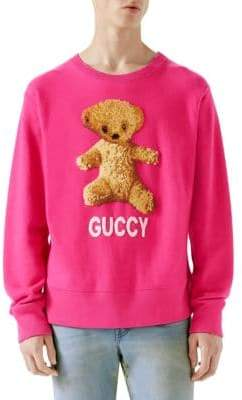 Gucci Teddy Guccy Sweatshirt