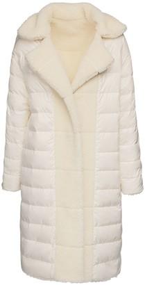 Moncler Bagaud Faux Fur Coat