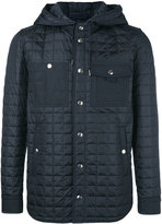 Diesel Black Gold padded jacket - men - Cotton/Polyamide/Polyester - 46