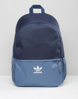 Adidas Originals Backpack In Navy Ay7737
