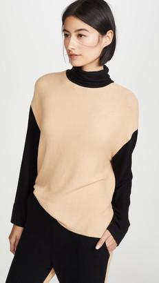 Leset Lori Oversized Turtleneck Sweater