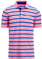 Ralph Lauren Rlx Golf Custom Fit Tech Piqu Polo