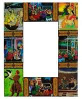 Decoupage photo frame (4x6), 'Mughal Memories'