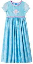 Disney Disney's Frozen Elsa Girls 4-10 Dress-Up Nightgown