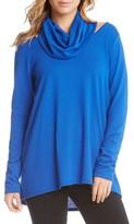 Karen Kane Women's Cutout Cowl Neck Sweater