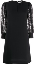 Givenchy V-neck shift dress
