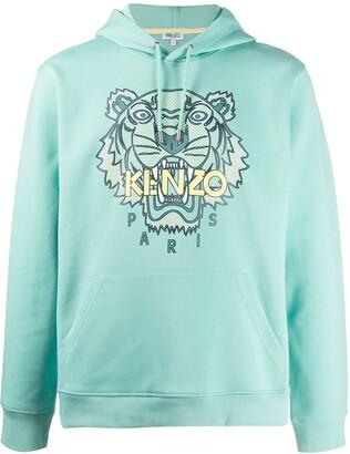 Kenzo Tiger Printed Hoodie
