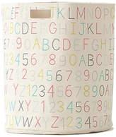Pehr Designs Alphabet Kids' Hamper - Beige