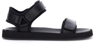 The Row Velcro Strap Sandals