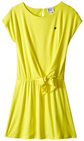 Armani Junior Dress with Knot (Big Kids)