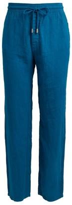 Vilebrequin Linen Drawstring Trousers