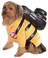 BuySeasons Ghost Busters Pet Dog Costume - Yellow