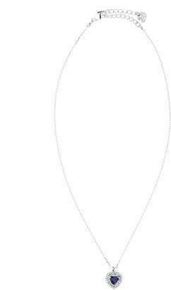 Swarovski Heart Charm Necklace