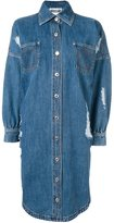 Moschino denim shirt dress