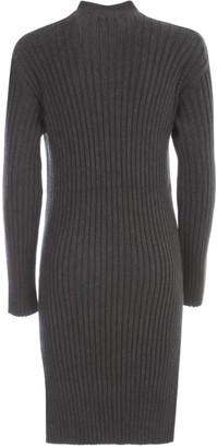 Kenzo Ribbed-Knit Jumper Dress